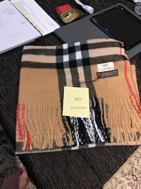 Scarf Yes it's available, a few left Price firm Serious buyers only Pickering, L1V 2S3