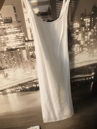 White Brandy Melville Shift Dress Oakville, L6L 6W5