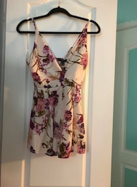 White Flower Romper Virginia Beach, 23453