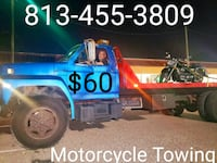 $45 towing sc  in tampa fl for 10 miles Wesley Chapel