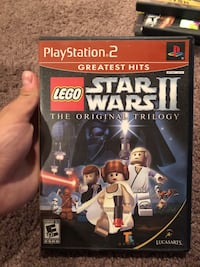 LEGO Star Wars 2 the original trilogy PS2 game East Patchogue, 11772