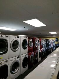 front-load set washer and electric price start at$499  Randallstown