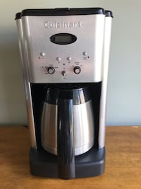 Cuisinart DC 1400 Brew Central W/ Thermal Carafe Calgary, T2Y 3A1