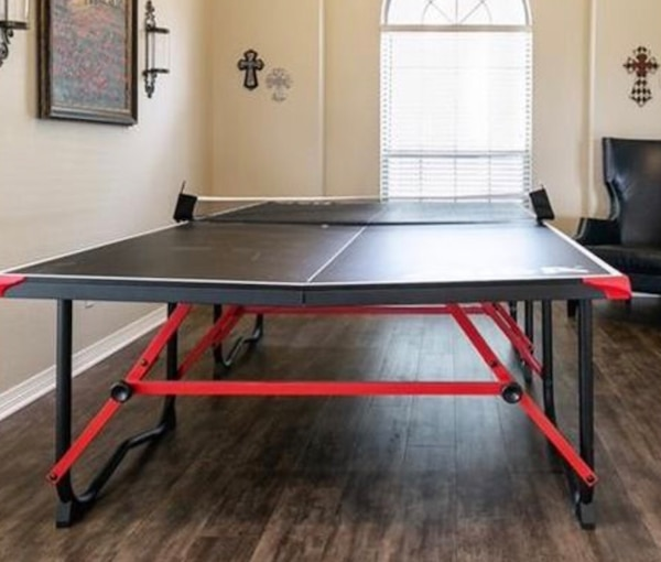 Stiga Volt Fold Store Ping Pong Table