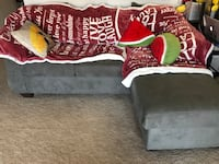 L shaped sofa — very well maintained 104 mi