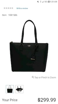 Kate spade brand new with tags Mississauga, L5B 1B8