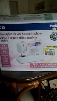 Brand New Brother Sewing machine London, N5Y 4L1