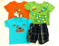 (163) Clothes for boys sizes 0-24 months Etobicoke