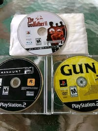 3 video games to p3 and p2 Muskegon