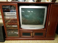 silver crt tv Warren, 48092