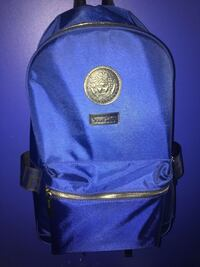 Blue Versace back pack brand new  Brampton, L6X 2Z3