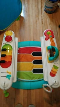 Fisher price Piano 4-in-1 step n play