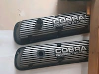 Cobra valve Covers..in great shape Milton, L9T 7Y3