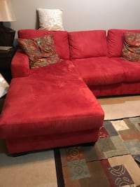 Living Room Sofa with Queen Bed and two pillows  ALEXANDRIA