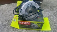 "Ryobi circular saw 7 1/4"" *new in box* Surrey"