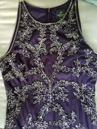 Adrianna Papel Plum Sequin Dress  Toronto, M4V 2T3