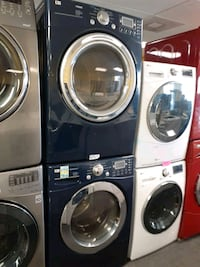 LG front load washer and electric dryer set in excellent condition Randallstown, 21133