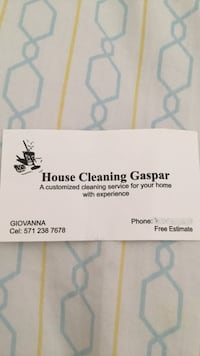 House Cleaning Services Fairfax, 22030