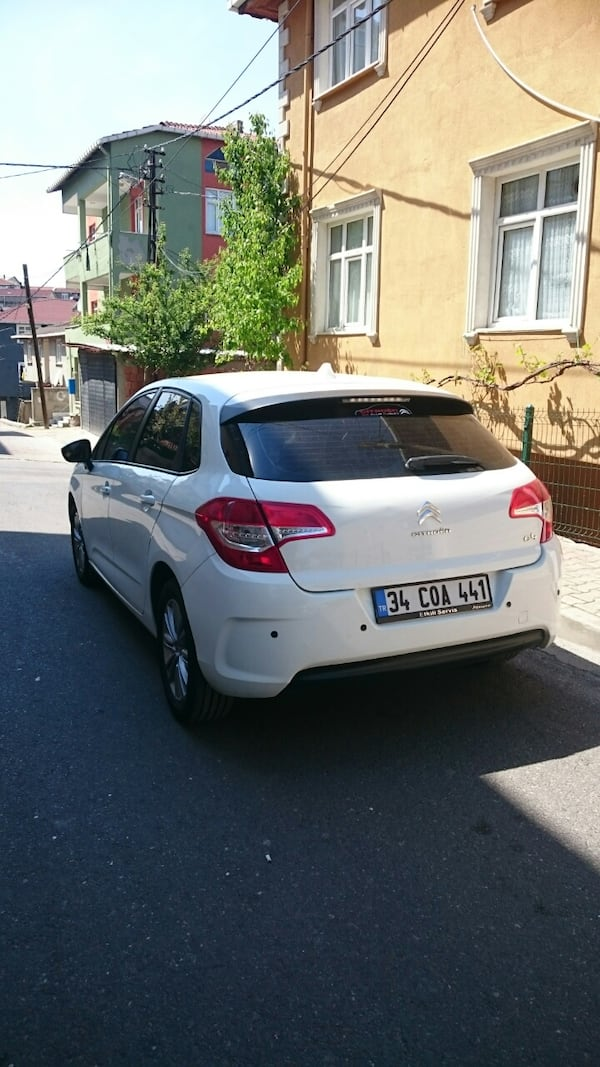 2014 Citroen C4 1.6 HDI 92HP EASY M/T 6