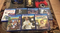 Assorted sony ps4 Games Kissimmee, 34746