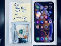 silver iPhone Xs Max with box Los Angeles, 90012