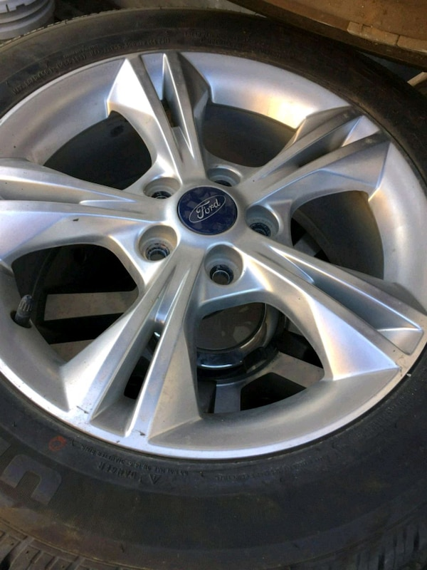 Used 2013 To 2016 Ford Focus Wheel Whit Tire Size 16 For Sale In