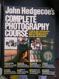 John hedgecoe complete photography course North Fort Myers, 33903