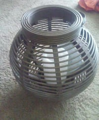 black basket candle holder Pensacola, 32506