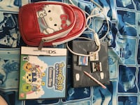 Nintendo ds games, stylus and carrying bag Perris, 92571