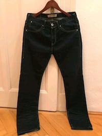 Levis Jeans-504 Straight Budapest, 1082