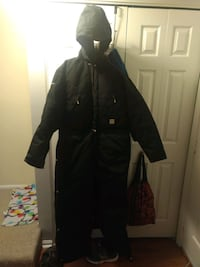 """Full body cold weather suit (fits 5' 10"""" man) Sterling, 20164"""