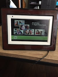 HD digital picture frame  Edmonton, T5W 3M8