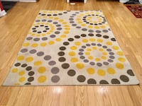"7'8"" x 5'3"" Low Profile Rug"