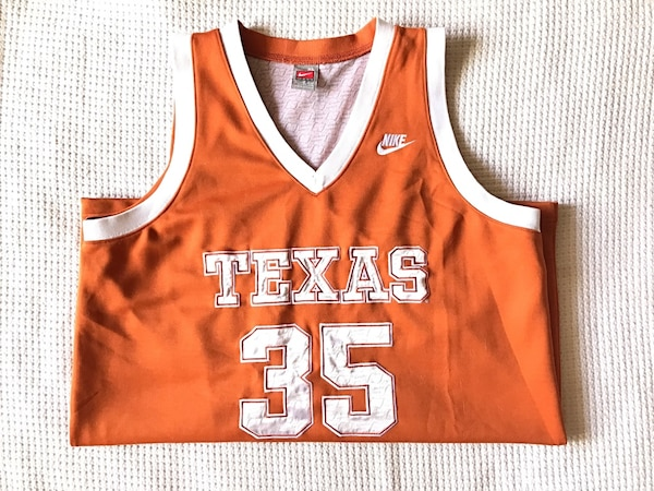 check out 5e03c eb1fe Retro Kevin Durant Texas Longhorns College Jersey & Shorts