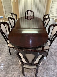 Dining Table with 8 Chairs Mississauga