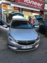 2016 Opel Astra HB 1.4 150 HP AT6 S&S DYNAMIC