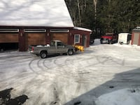 2000 GMC Sierra 2500 with extended bed w/7 ft. Fisher Plow  Belgrade, 04917