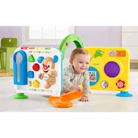Fisher price laugh and play crawl around  learning center  Revere, 02151