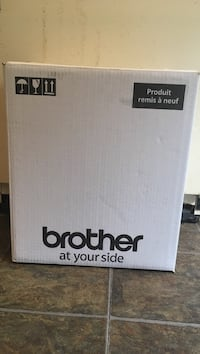 Refurbished bnib brother office printer New Westminster, V3L 1E7