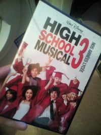 Caisse de jeu High School Musical 3