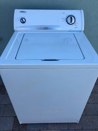 Whirlpool washer  Royal Palm Beach, 33411