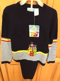navy and gray sweater outfit for toddler  Shelton, 06484