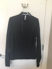 black half-zip sweater Edmonton, T5R 4W3