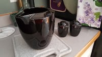 Mikasa Pitcher and Salt and Pepper Derry