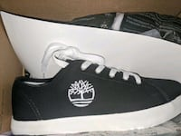 Brand new in box kids Timberland sneakers