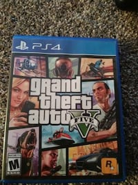 gta 5 case and game