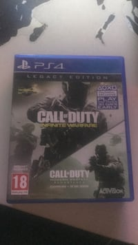 Call of Duty Infinite Warfare PS4 spelväska Angered, 424 48