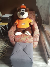 A & W Mascot Bear - Collectable 3751 km