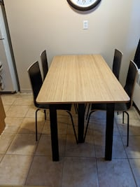 Kitchen Table - Work Desk - and Chairs - ÖVRARYD/MARTIN null