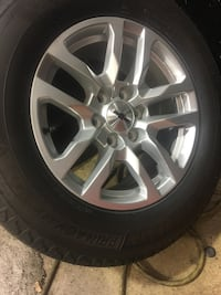 Brand new rims and tires Laurel, 20707